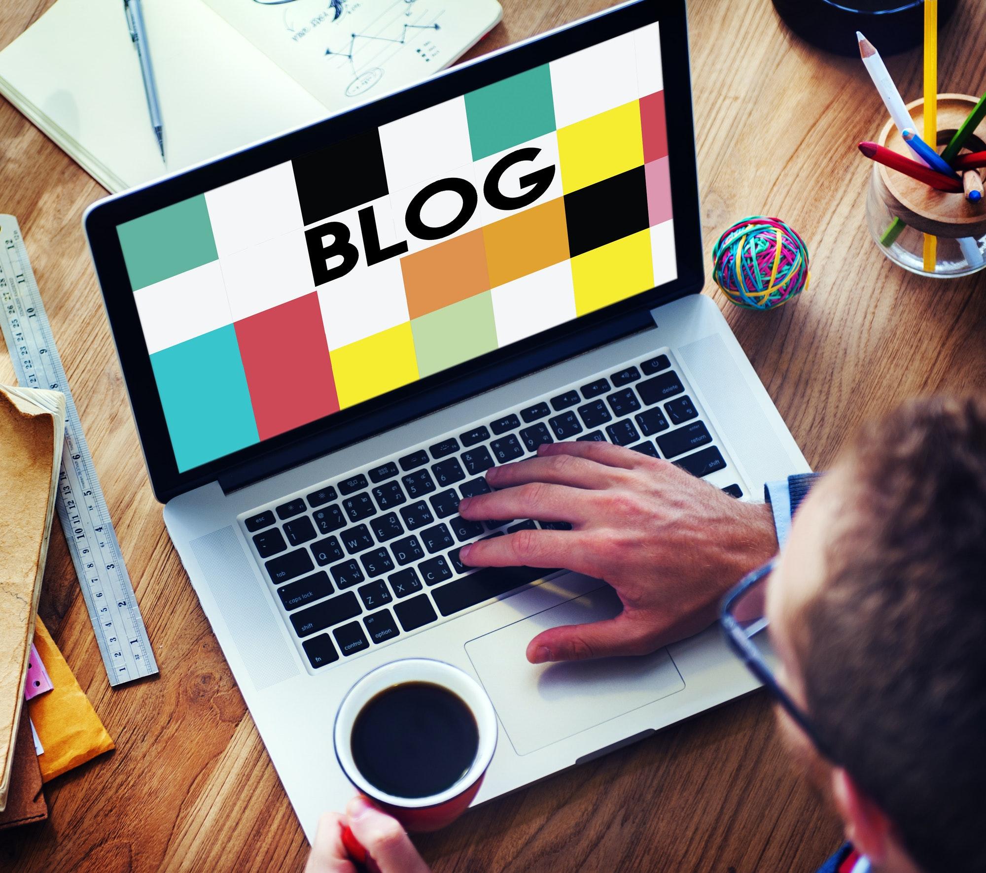 Geld verdienen mit einem Blog